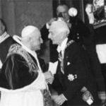 Quando, poco prima di morire, Giovanni XXIII varcò il Quirinale