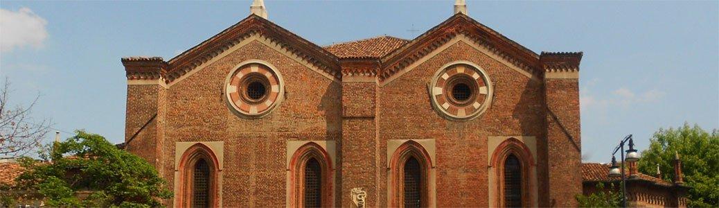 Santa Maria Incoronata, Milano, storia