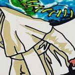 Sud del mondo e street art sulla torta di compleanno del Papa