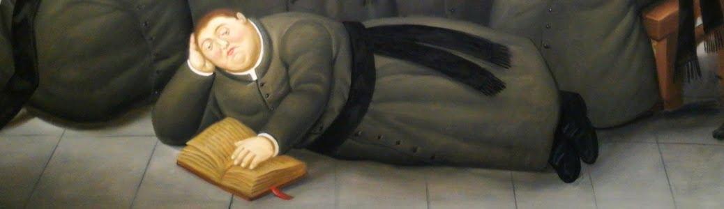 Sacerdote, prete, Botero