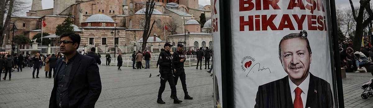 Erdogan, Turchia, Santa Sofia