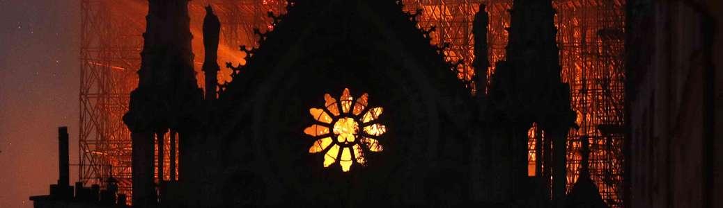 Notre-Dame, incendio