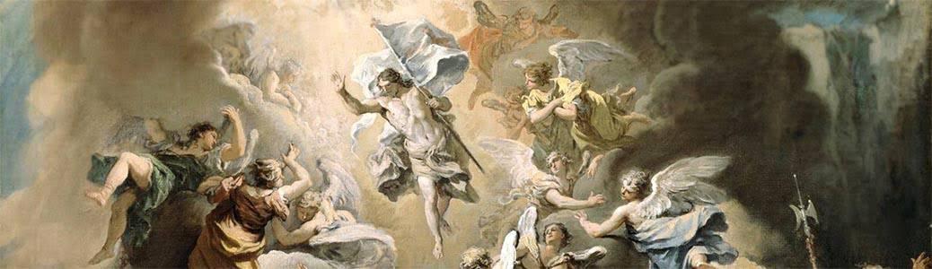 Sebastiano Ricci, Resurrezione, 1714-1715, Columbia (Stati Uniti), Museum of Art.
