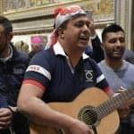 Due suggestioni e una fake news sull'incontro del Papa con i rom
