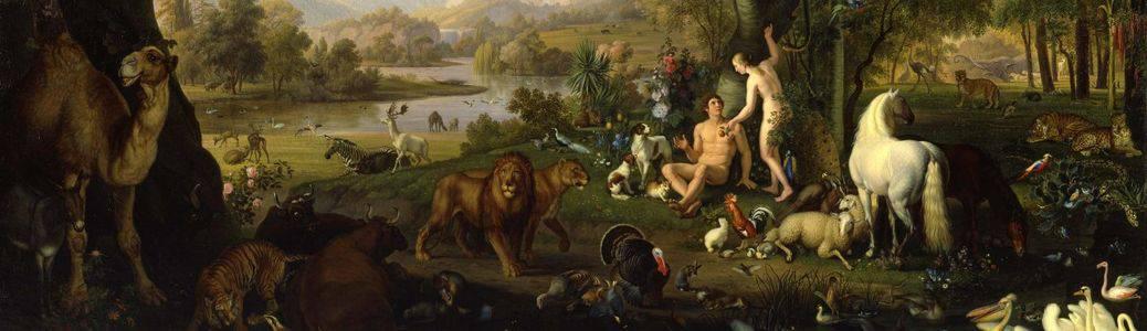 Wenzel Peter, Adamo ed Eva nel Paradiso Terrestre, Expo Santa Sede Cina