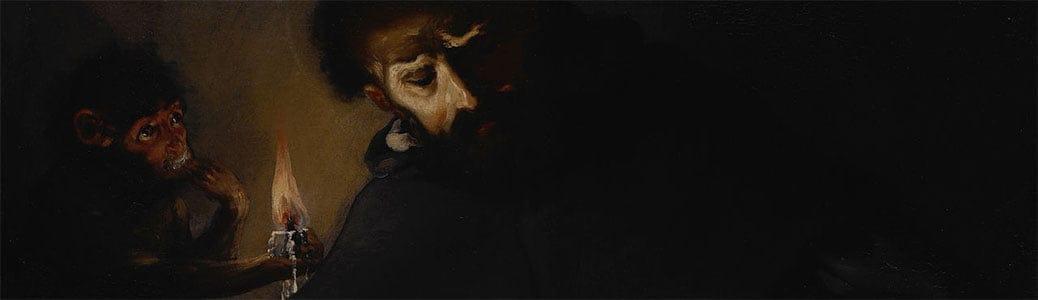 Pietro Della Vecchia, San Domenico e il diavolo, Berlicche, CS Lewis, Vangelo