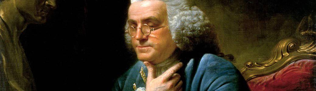 Benjamin Franklin, pay it forward, Vangelo