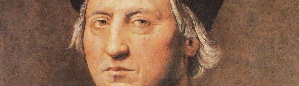 Cristoforo Colombo, fede, storia
