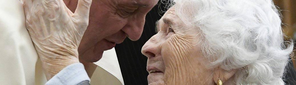 Papa Francesco, anziani, eutanasia
