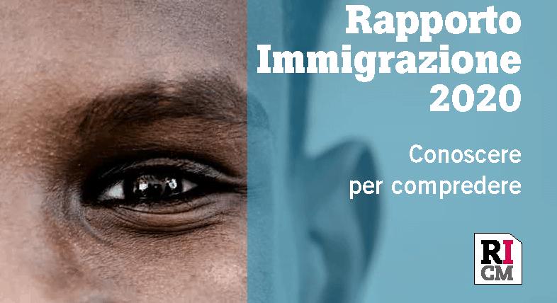 Rapporto Immigrazione Caritas Migrantes 2020