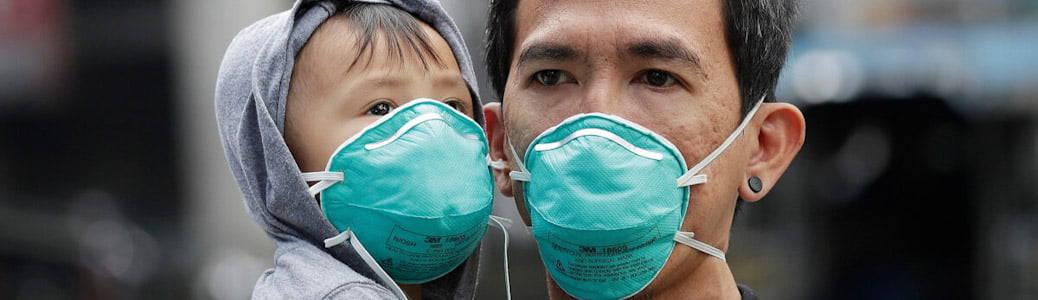inquinamento, bambini. morte