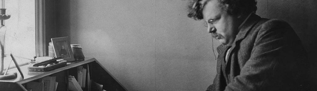 Chesterton Uomovivo Vangelo