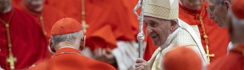 Papa Francesco, rosso, comunista