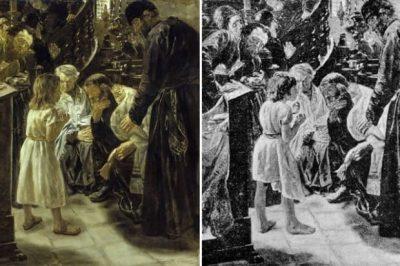 Max Liebermann, Gesù nel Tempio