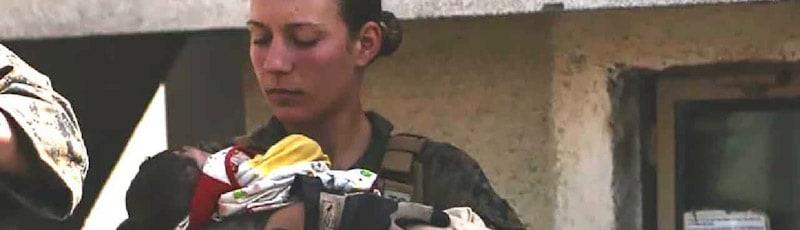 Nicole Gee, Afghanistan